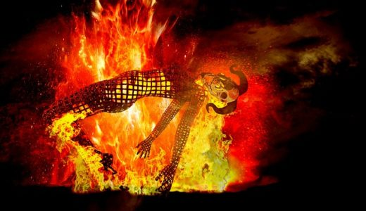 【暴走老人】80歳夫が別居中の妻を火あぶりに‼︎全身火傷の重体