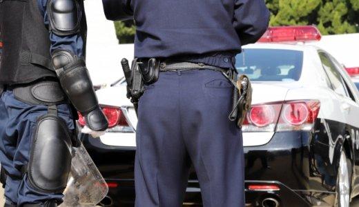 自称57歳の帯広の男。自分で呼んだ警察官の股間を蹴り逮捕