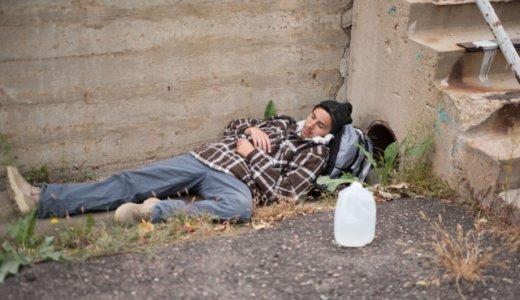 無職の男が酔って突然ホームレス男性を殴りケガをさせる・札幌