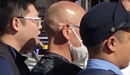 札幌駅でアイヌ像の矢を盗んだ男・竹内太刀夫。今度は北洋銀行で首からナイフをぶら下げ大暴れ