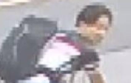 『安保祐介』福山市で3歳の女の子を自転車でひき逃げ。顔画像特定。防犯カメラ公開で観念し交番に自首