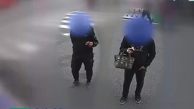 たこ焼き屋から「スターウォーズ」のフィギュアを盗んだ一部始終を防犯カメラがとらえていて男逮捕