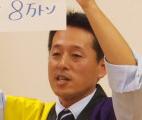 福岡市経済観光文化局の係長「中山剛志」。JR博多駅で勤務中に手提げバックに忍ばせたスマホを使い盗撮で逮捕。顔画像を特定。余罪多数か