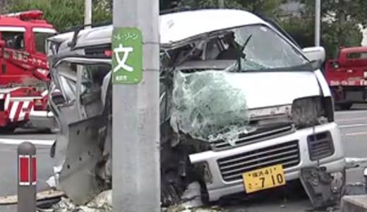 90歳の女性が運転するプリウスが追突死亡事故。軽貨物車に乗っていた「小田桐勇さん」が亡くなる。アクセルとブレーキの踏み間違いか?