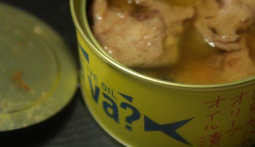 サバ缶 🐟